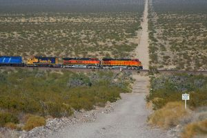Crossing The Mojave by Hobgoblin666