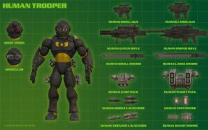 Toy concept Future Soldier by hauke3000