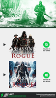 Assassin's Creed: Rogue - Icon by Crussong