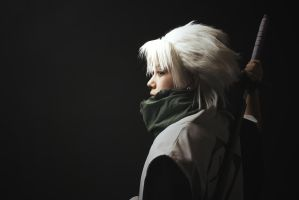 Bleach - Hitsugaya Toshiro Cosplay - Same Old War by Neokillerqc