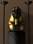 Ramesses II by Jean-LucH