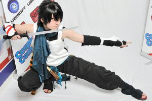 Anbu Sasuke _ Y'ready? by BubblegumsProblem