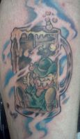 Irish Beer Tattoo by ShannonRitchie