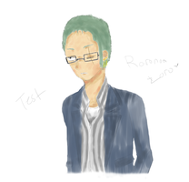 {Test} Zoro #2 by Inuite