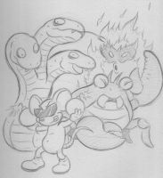 Bosses of Subcon by Marvelousboy