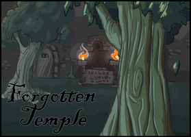 Forgotten Temple by 2ndLtHavoc