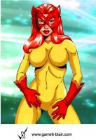 Firestar 24 by gb2k by Mythical-Mommy