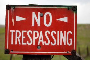 No Trespassing - Stock by Thorvold-Stock