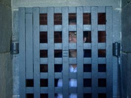 Locked in a prison of doubts by Paraformaldehyde