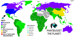 Paintbucket the Planet by DrSlavic