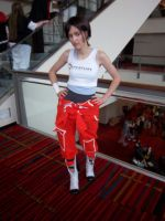CTCon 2011: Chell 1 by TEi-Has-Pants