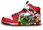 Marvel Nike Dunks by becauseimjay