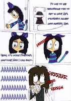 Get Out Alive (spoiler page) by SilverGriffinflare