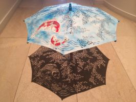 Papercut Parasol (2) by nicelybeyondreach