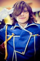 Roy Mustang 2 by lamuchan
