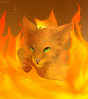 Firestar by onzuna