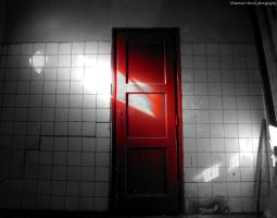 Behind the red door by Misfits13th