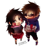 CommissionChibi 8 by Cuine
