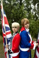Aph-England  America by ercsi91
