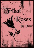 Tribal Roses Brushes by xxDanaxx