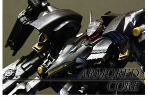Armored Core 4 by JunkyJack