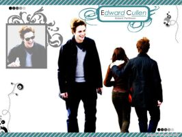 Edward by Robert Pattinson by ilovedrigo4ever