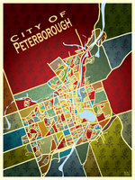 City Of Peterborough by coinoperatedbear