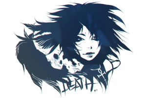 Death. Sandman by Melnikova-K
