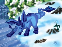 glaceonix by the-blackat