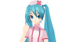 PD Extend Love Colored Ward Hatsune Miku + DL by MayuAmakura14