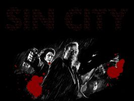 Sin City by LaRhette0