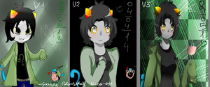 Nepeta Leijon Re-Draw 2 by LaurePhonsekalL