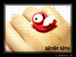 My Little Bird Ring by ChocoAng3l