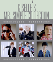 G's Mr. Simple Collection by sonelf