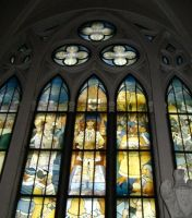 Stained Glass by honeysunshinetw