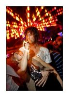 Clubbing : Depraved Jesus by Stephane-Burlot
