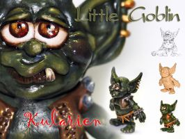 The Little Goblin by Kularien