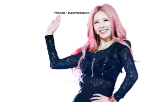 Qri PNG Render #3 by fainleo