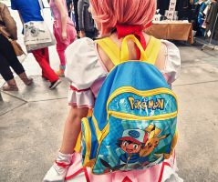 Pokemon back pack by doctor-a