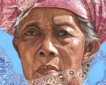 Old Woman by cundrawan