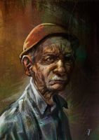 Local old man by ISignRob