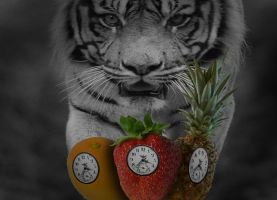 Fruit Clocks by Sebastien323