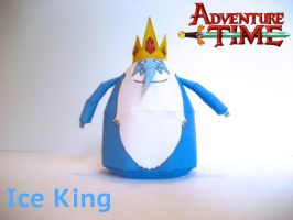 Ice King by poethetortoise