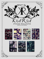 KARA's iPhone Wallpaper Collection [1] by RoOZze