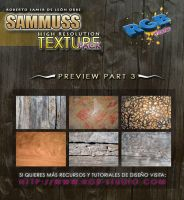 Sammuss Texures Pack Part 3 by sammuss