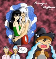 Kouga's Nightmare by Yues-Woman