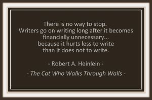 Robert A. Heinlein - There Is No Way To Stop by wordboy