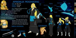 Amadalia Moonsong ref sheet by NyRiam