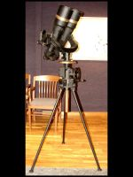 Telescope Thingy by FantasyStock
