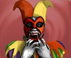 Chuckles the Jester by thatDMan